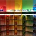 Dulux Custom Paint Mixing Cape Quarter Food Spar Tops