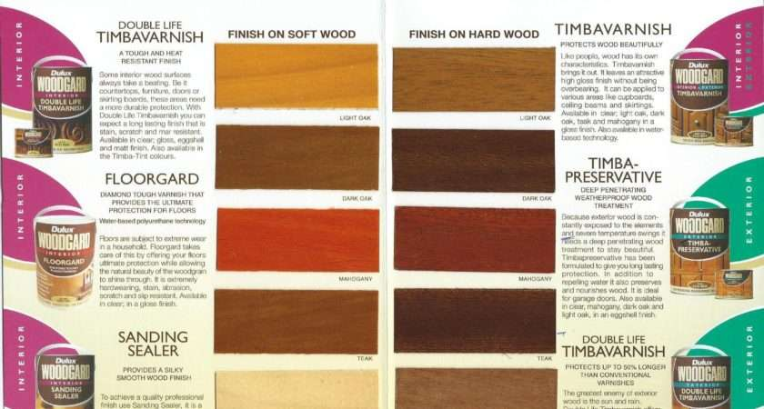 Dulux Paint Colour Chart Pin