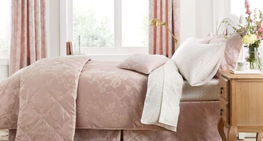 Duvet Covers Double Duvets Viennese Rose Pink
