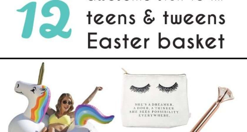 Easter Gifts Tweens Gift Ftempo