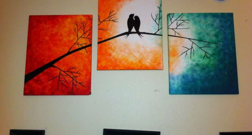 Easy Acrylic Painting Ideas Beginners Becuo