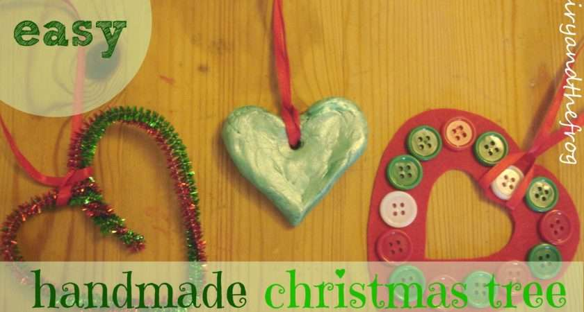 Easy Christmas Crafts Kids Make Home Simple