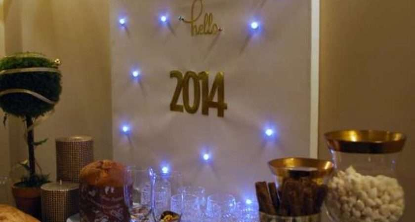 Easy Diy Decorations New Year Eve Party