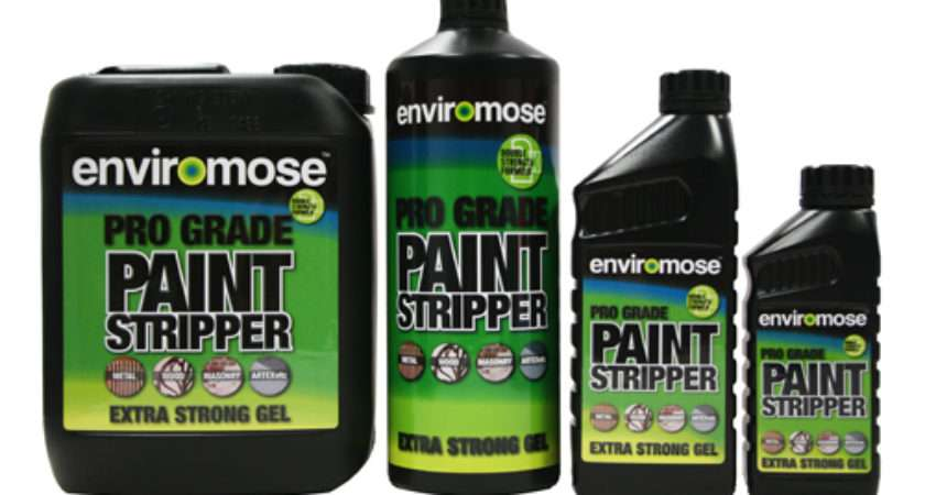 Eco Friendly Paint Stripper Painting Decorating News