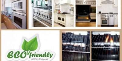 Eco Oven Cleaning Based Newport Gwent Clean All Types Ovens