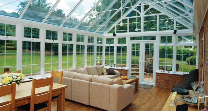 Edwardian Conservatory Premier Conservatories Windows