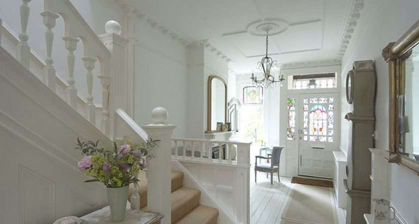 Edwardian Cottage Gulp Hall Entr Pinterest