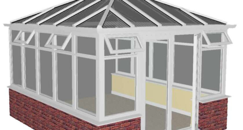 Edwardian Synseal Conservatory Roof Frame Fitting Guides
