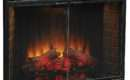 Electric Fireplace Log Inserts Heaters Home Improvement