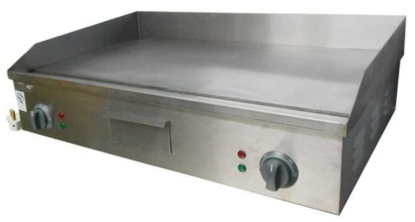 Electric Griddle Hot Plate Teppanyak End
