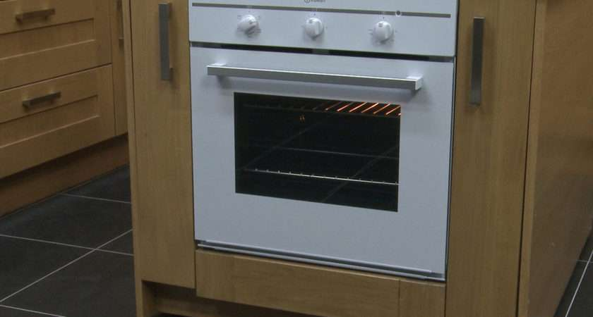 Electric Ovens Indesit Built