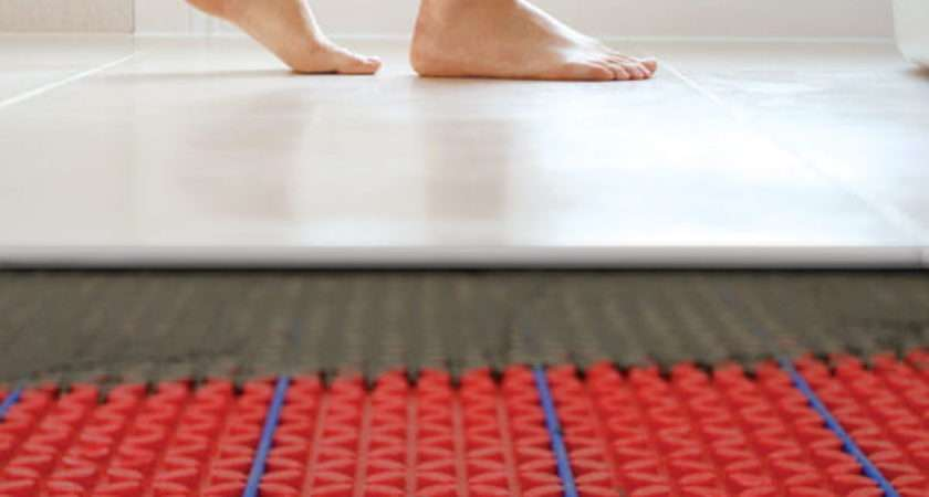 Electric Underfloor Heating Systems Warmup