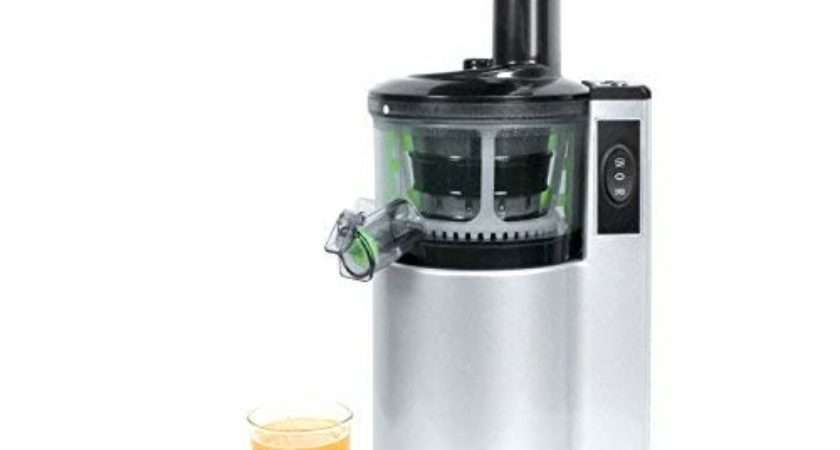 Electriq Premium Cold Pressed Vertical Slow Juicer Bpa