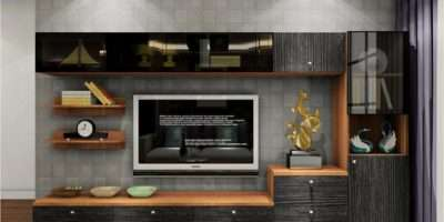 Elegant Cabinets Entertainment Unit Best Wall