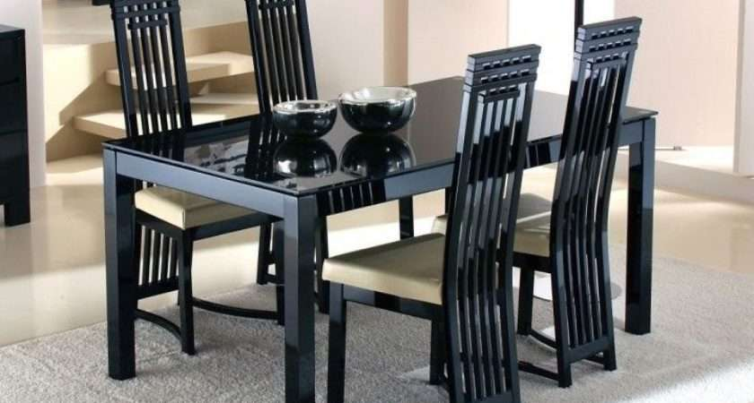Elegant Dining Table Chairs