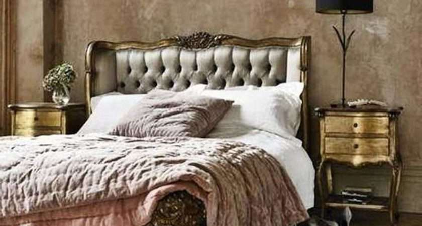 Elegant Paris Decor Bedroom Chic