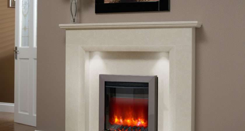 Elgin Hall Roesia Marble Fireplace Suite Fireplaces