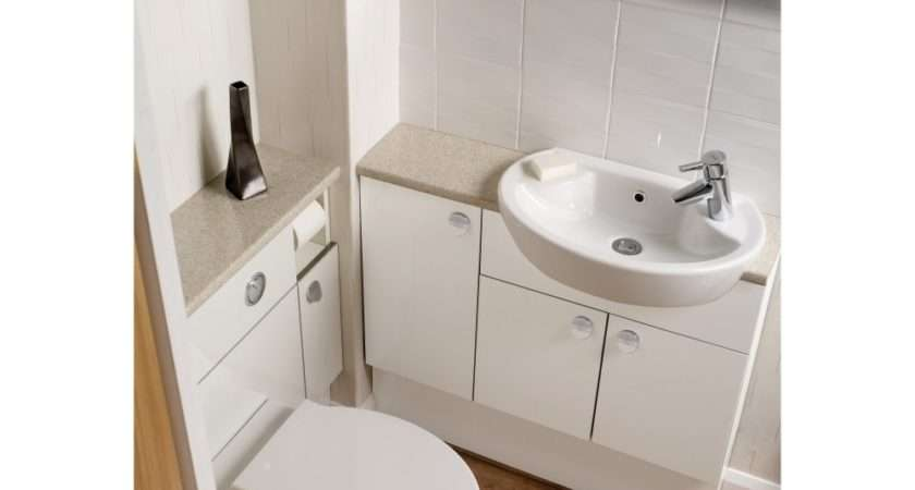 Ellis Ikon Gloss White Bathroom Furniture Darlington Showroom