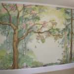 Embellishments Kids Out Woods Nursery Mural