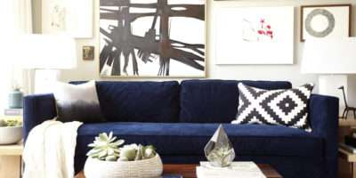 Emily Teamed West Elm Add Some Fresh Elements