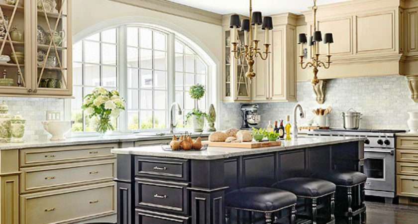 English Country Dream Kitchen