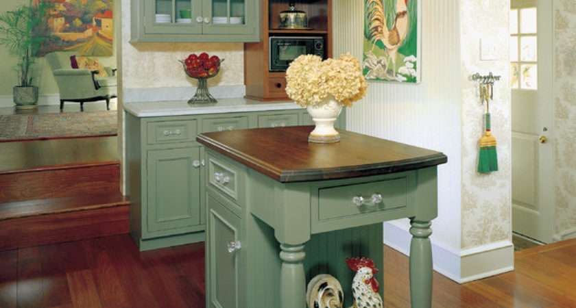 English Country Kitchen Redeisign Traditional