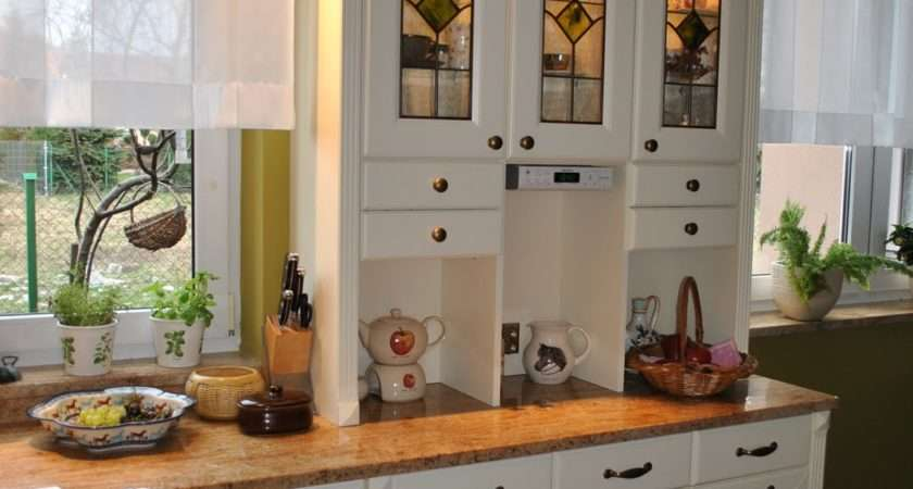 English Country Style Kitchens Interior Decorating Rooms