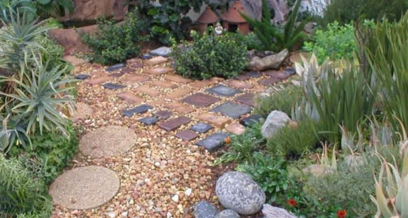 Engrossing Pebble Decoration Ideas Enhance Look