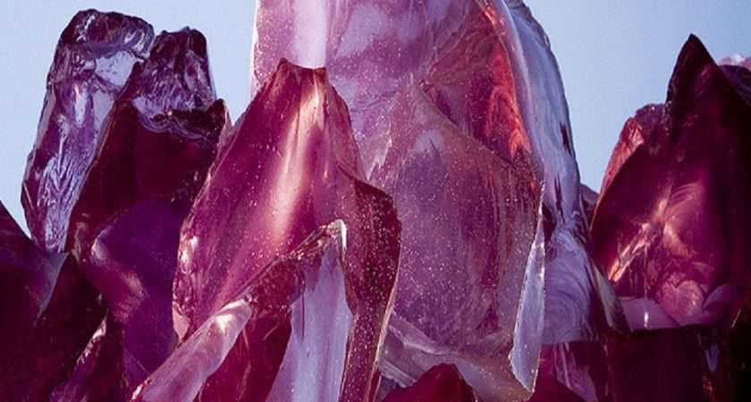 Erythrite Purple Crystals Android