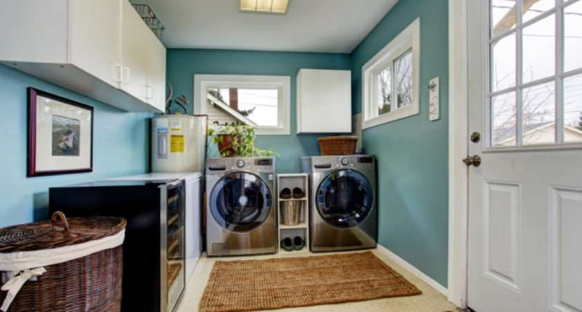 Essential Laundry Room Ideas