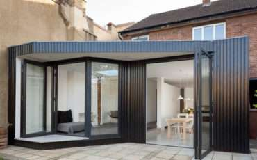 Examples British Houses Contemporary Extensions