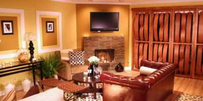 Examples Living Room Colors Paint