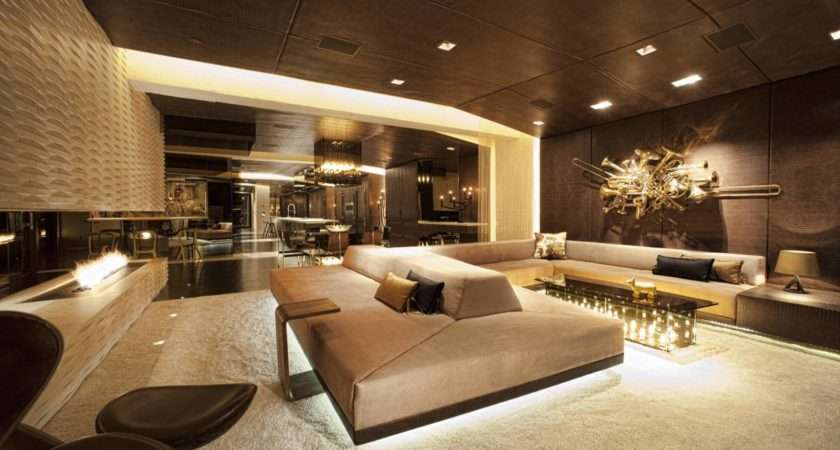 Excellent Compilation Luxury Living Rooms