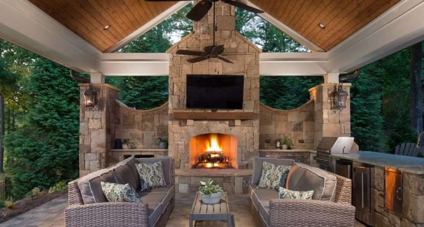 Excellent Entertaining Patio Design Ideas