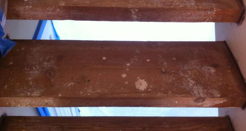 Excess Wood Stain Removing New