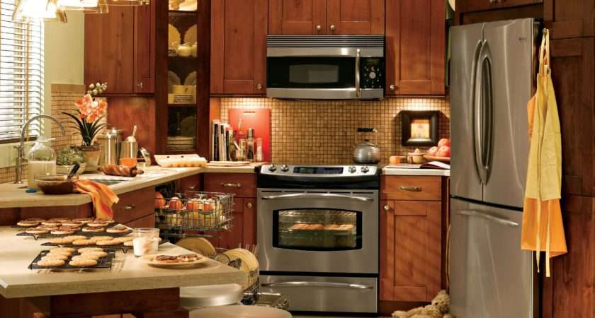 Exclusive Small Kitchen
