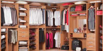 Exclusive Wardrobe Fixtures Designs Settings Ladies