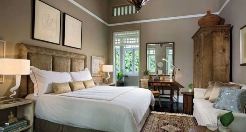 Exotic Bedroom Michael Fiebrich Designfile Home