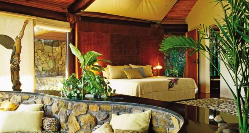 Exotic Bedroom Pamela Mathieson Croci Architectural