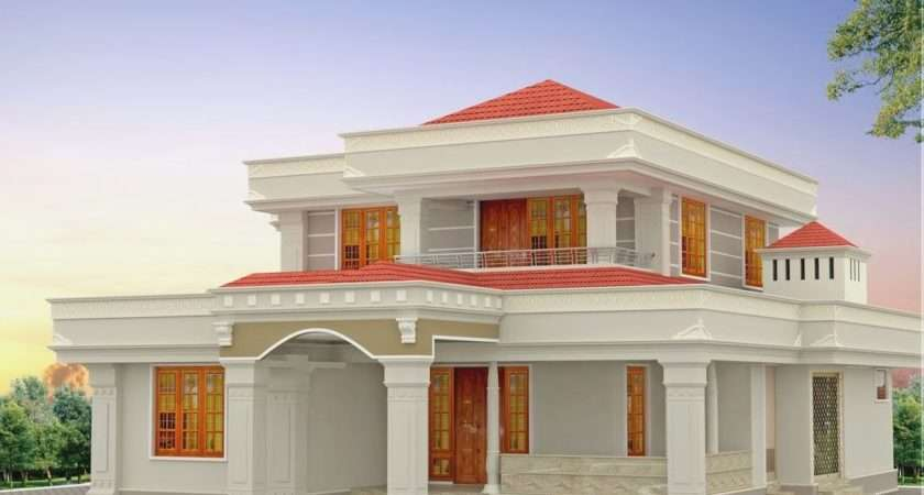 Exterior Colour Combination Indian Homes Modern