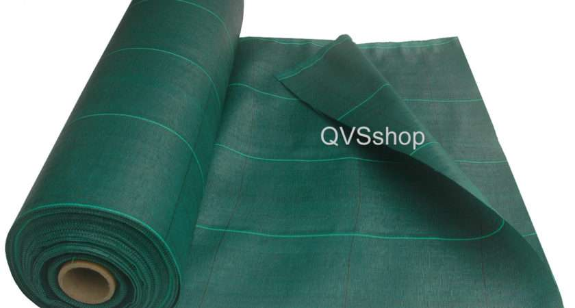 Extra Heavy Duty Weed Control Fabric Gsm