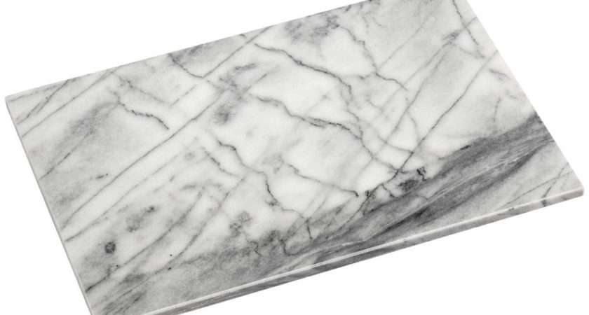 Extra Large Heavy Marble Pastry Board Chopping Work