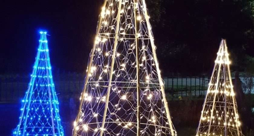Extra Large Outdoor Led Christmas Tree Tower