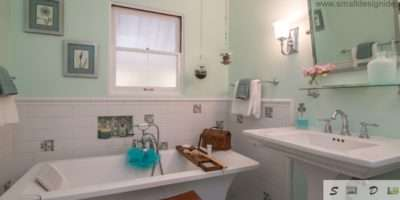 Extra Small Bathroom Design Ideas Classic Interior