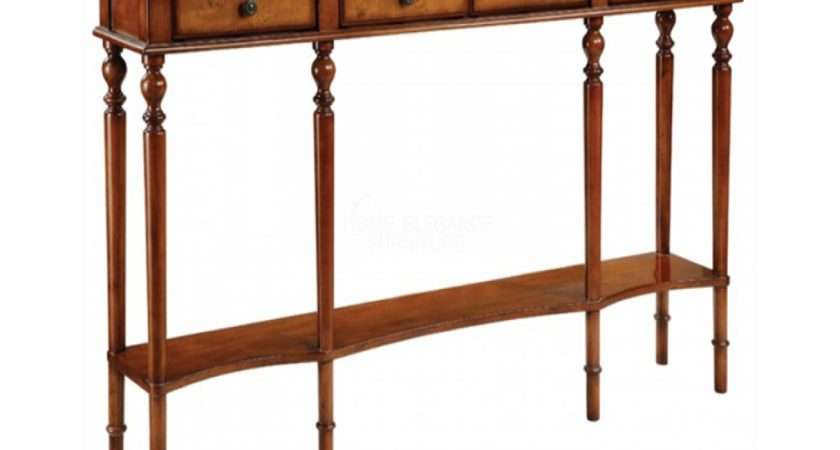 Extra Tall Console Table Narrow Long