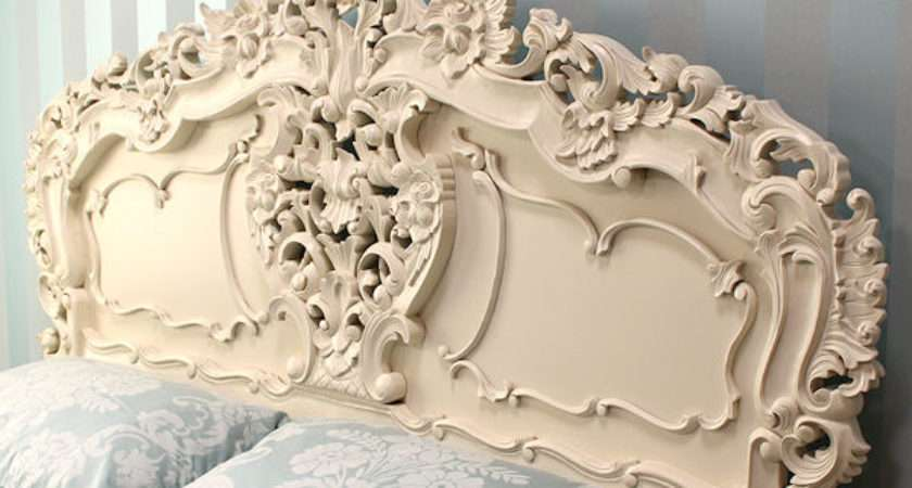 Extremely Creative Rococo Headboards French Classics