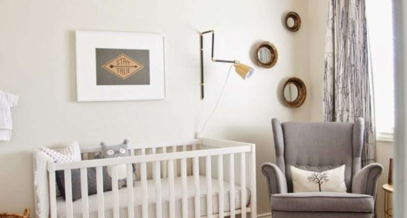 Extremely Lovely Neutral Nursery Room Decor Ideas