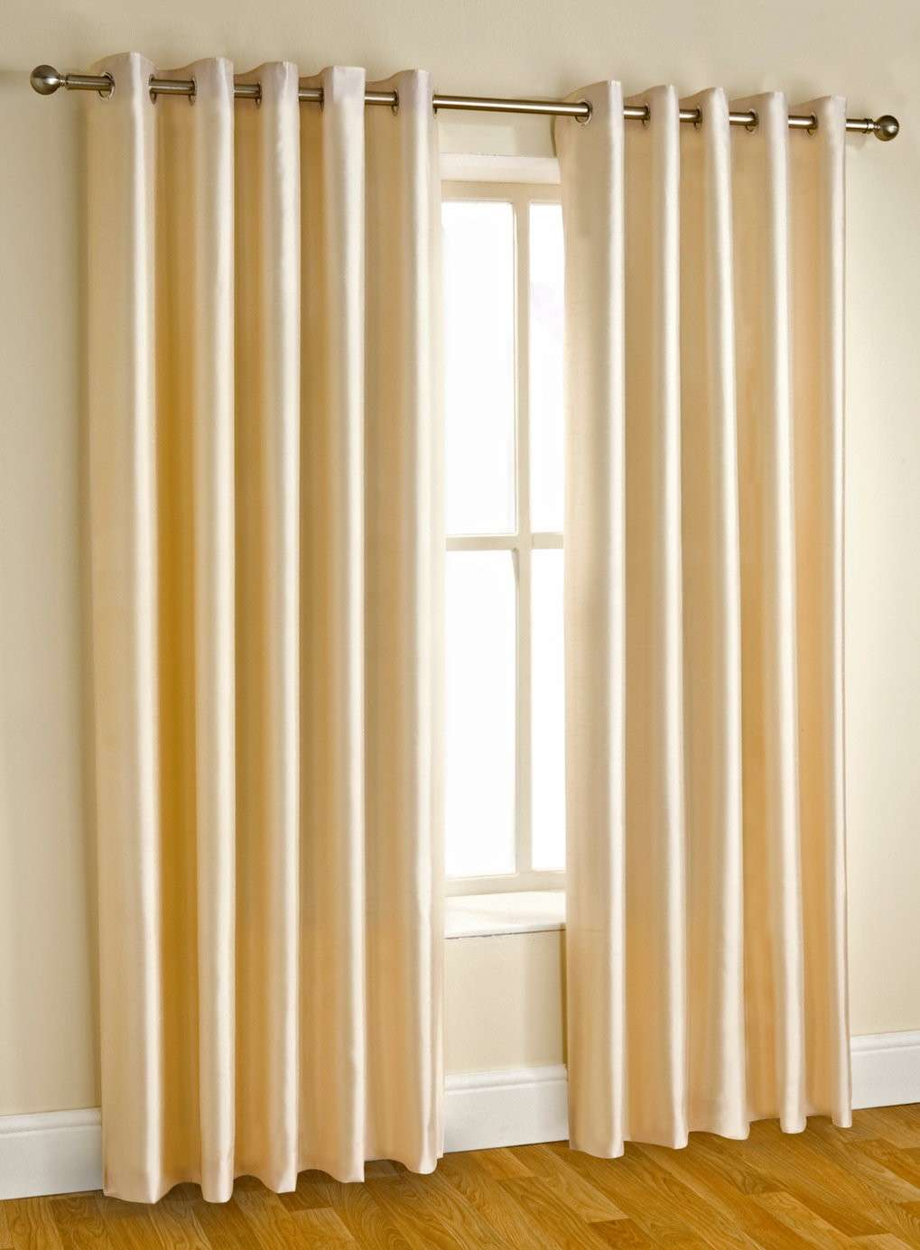 Eyelet Curtains Also Known Ring Because They