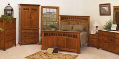 Fabulous Arts Crafts Bedroom Furniture Collection