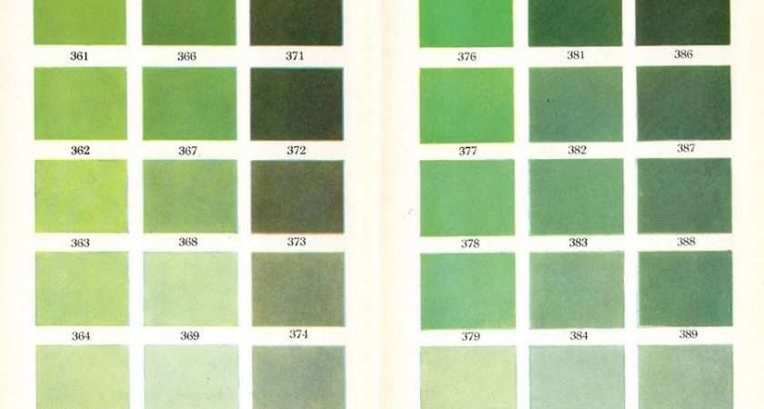 Fabulous Shades Green Paint One Common Mistake